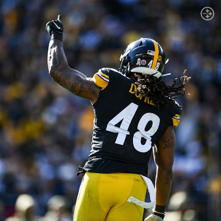Pin by Tommy Thomas on Pittsburgh steelers Dupree, James