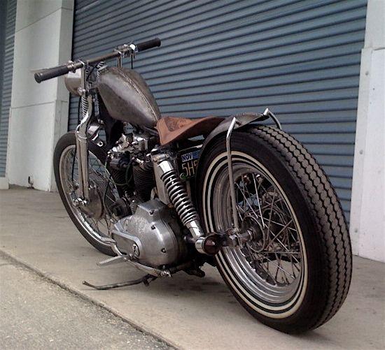 Harley Davidson XLH Sportster Ironhead