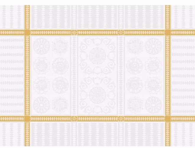 Tuileries Or (Gold) Placemats, Set of 4