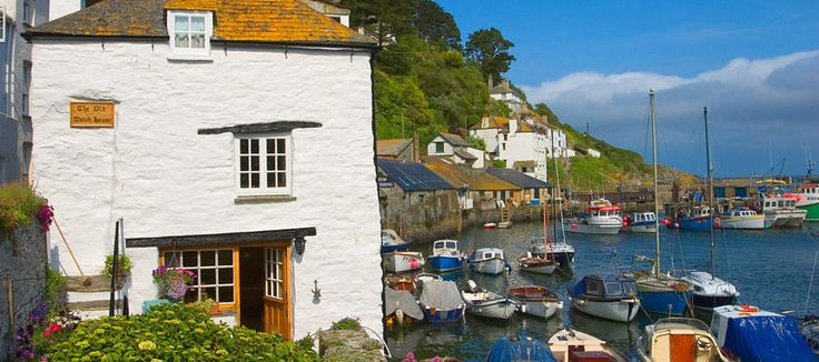 Cornwall England Walking Tour
