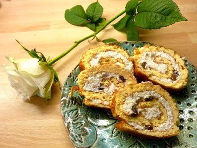 Nem eszem kenyeret: Túrót túróval, liszt nélküli piskóta