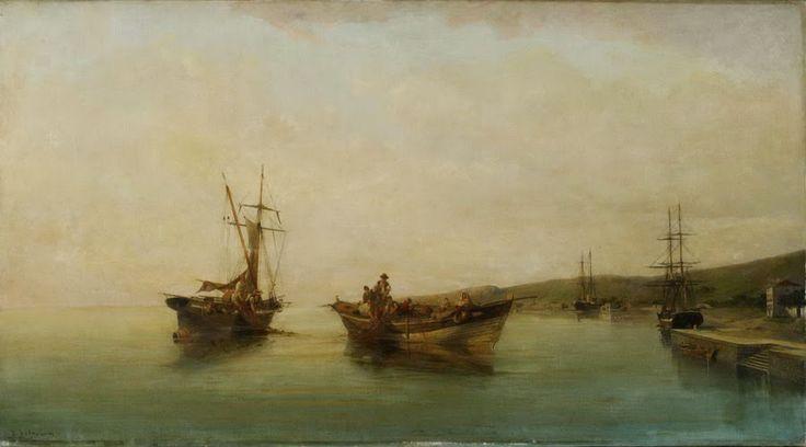 Δύο ψαράδικα (1890)
