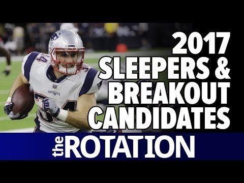 2017 Fantasy Football: Sleepers, Breakout Candidates, and Ezekiel Elliott Strategies | The Rotation