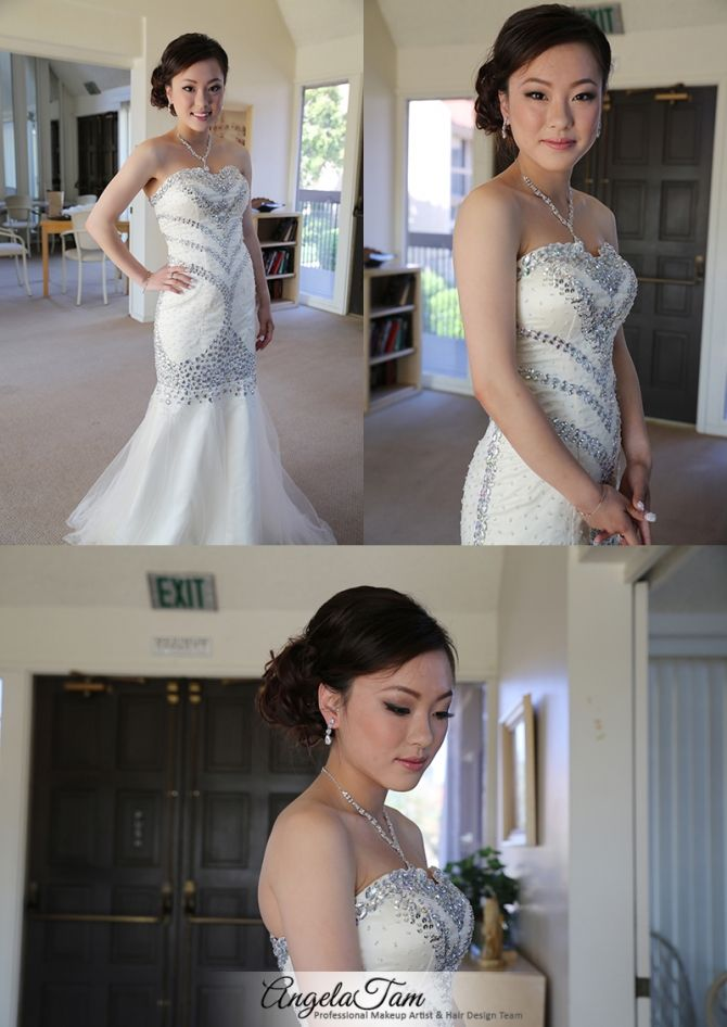 215 best Wedding Asian Bride Makeup - Natural & Dramatic images on ...