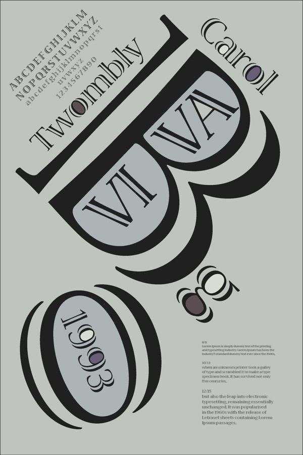 typographer carol twombly Designers who enjoy using the graceful characters found in typefaces such as trajan and charlemagne should be thankful that carol twombly strayed from her initial artistic endeavors.