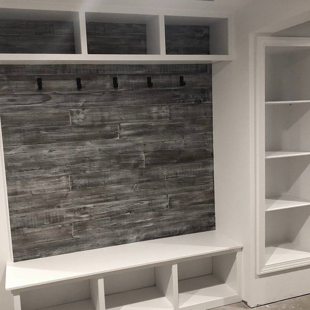 Shiplap Wall Planks Weathered White Brown Shiplap Wall Etsy Ship Lap Walls Shiplap Accent Wall Wall Planks