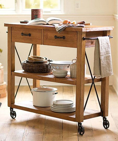 17 best ideas about rolling kitchen cart on