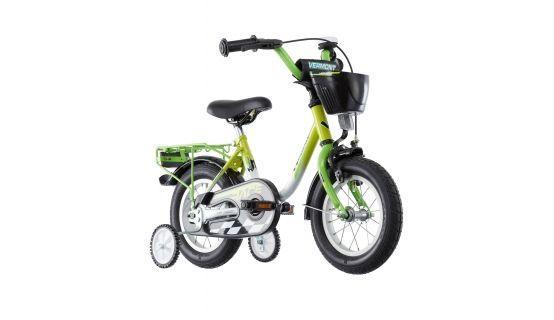 Vermont Race Boys - Vélo enfant 12 pouces - vert