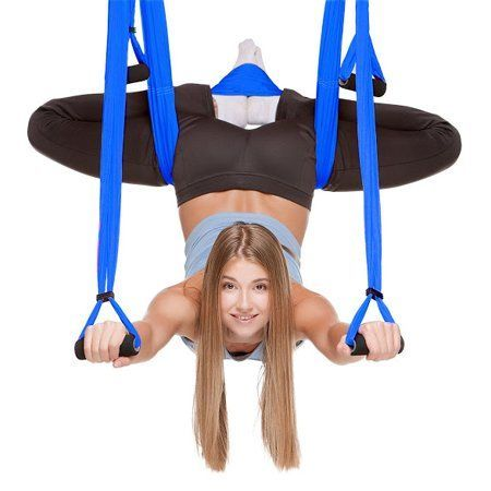 yoga aerial yoga trapeze swing  antigravity home/indoor