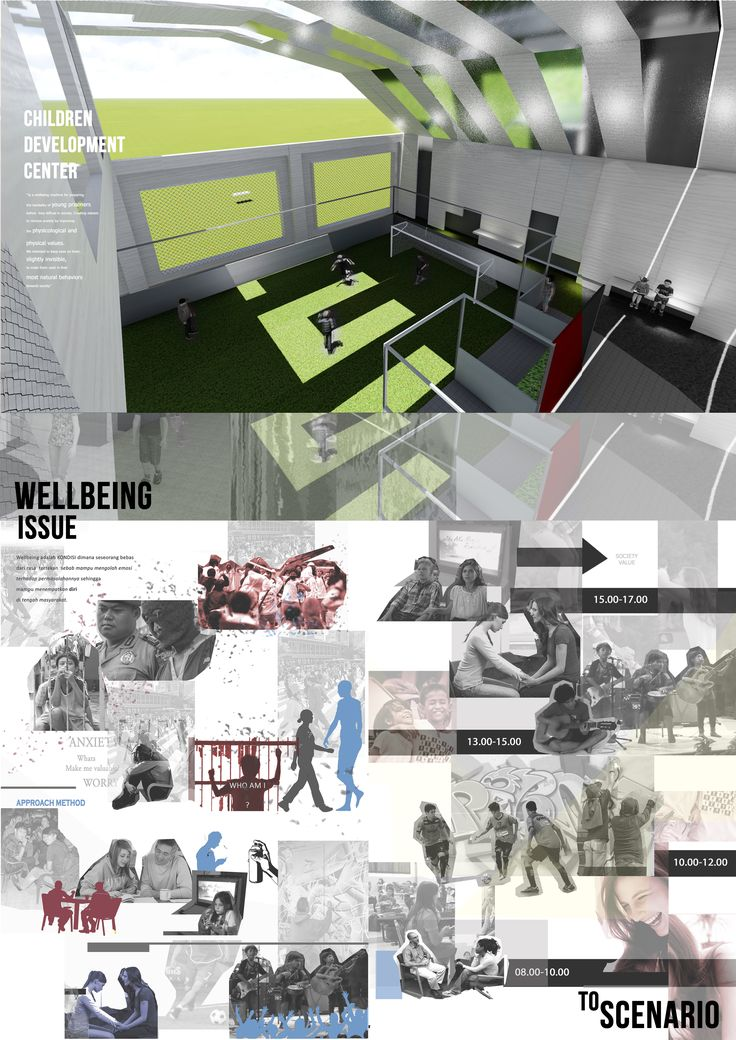 (Introduction). Project 2 PAI 3. Children Development Center, A place for young prisoner to boost up their mentality and physicality, by supportive surveillance technology of reflecting mirror.