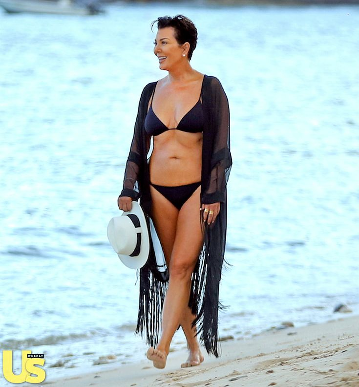 Kris Jenner, 59, Looks Amazing In A Tiny Bikini Photo -8650