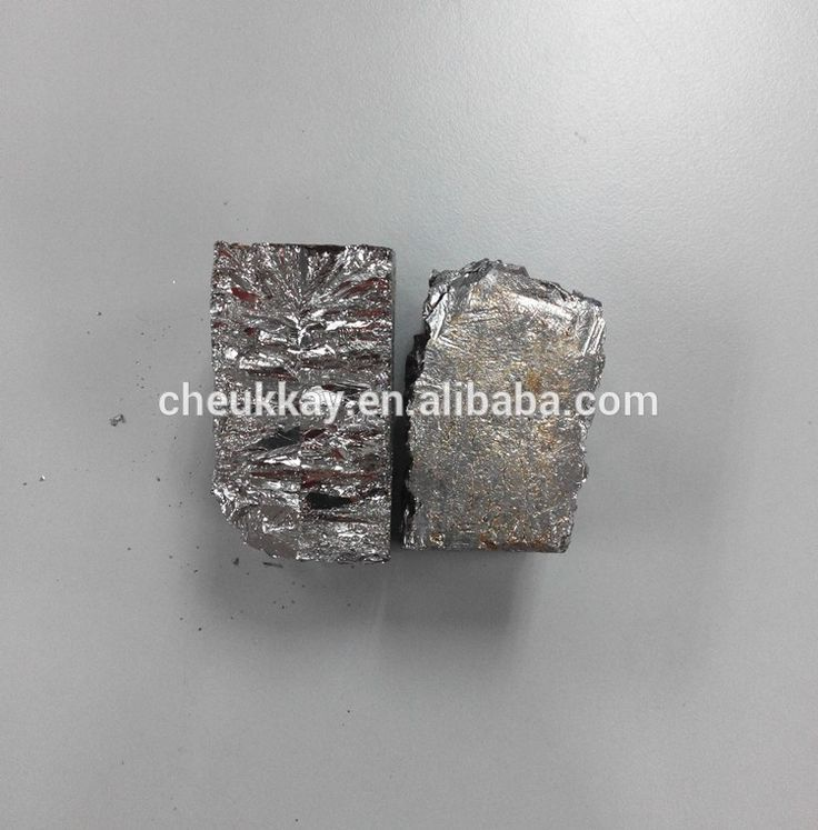 Hot selling bismuth metal alloy for Low melting alloy