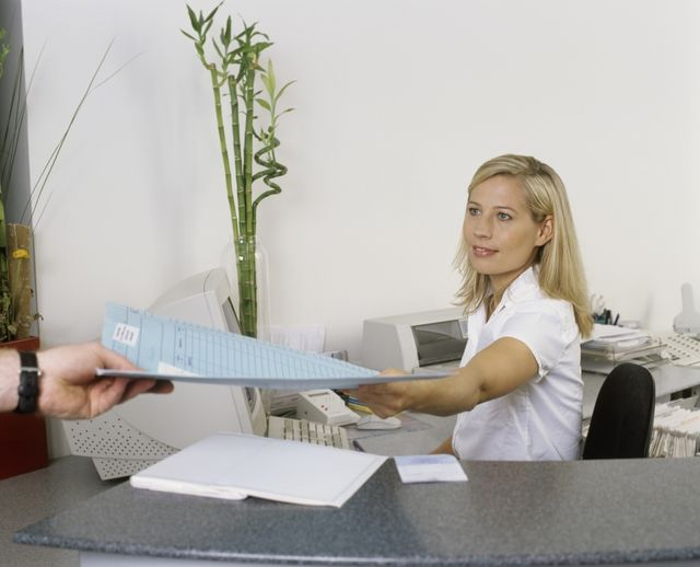 List of medical secretary skills for resumes, cover letters and interviews.