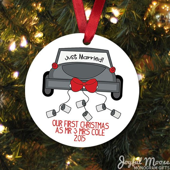 The 25 best Our first christmas ornament ideas on Pinterest