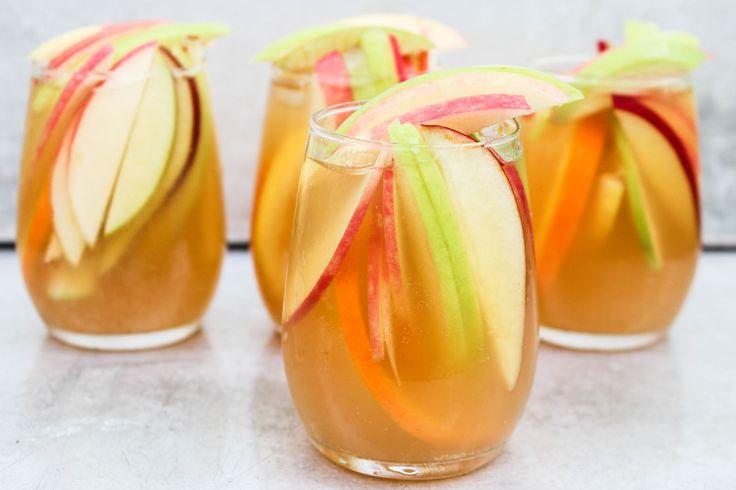 Apple Cider Sangria  - Delish.com
