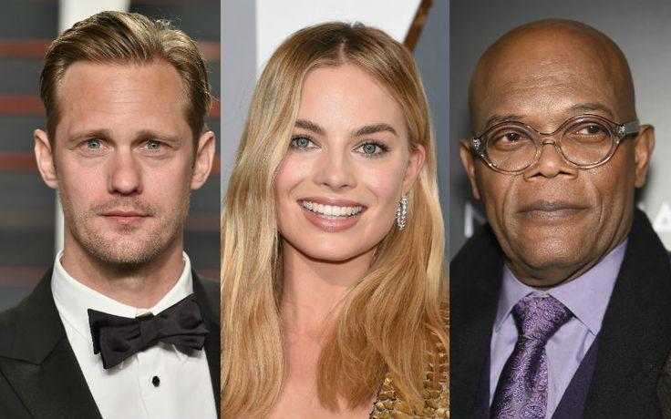 The Legend of Tarzan' Cast: Margot Robbie, Alexander Skarsgård ...