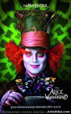 Алиса в стране чудес / Alice in Wonderland - смотреть онлайн