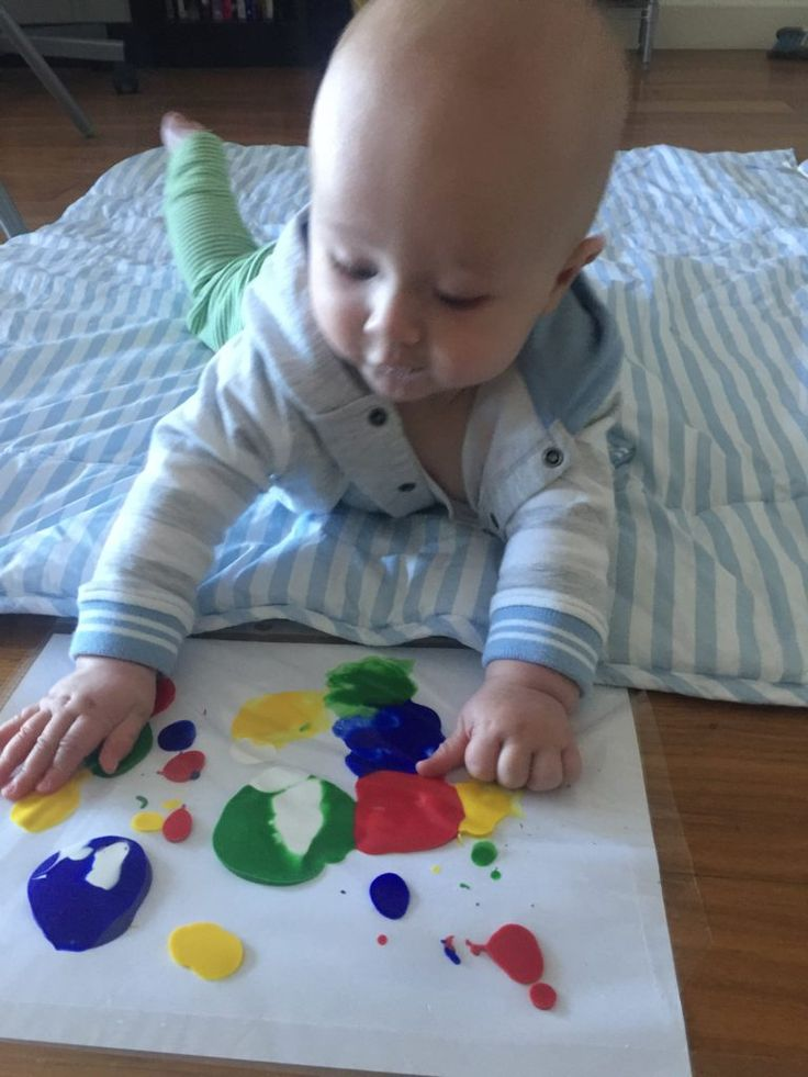 Activities for 5 Month Old Baby – 8 Fun Playtime Ideas