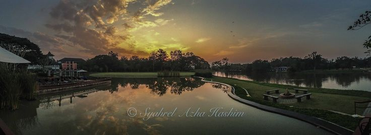 Sunset @ Le Meridein | by Syahrel Azha Hashim