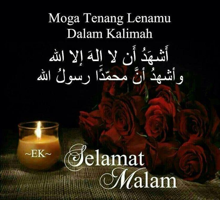 Jangan lupa baca doa tidur