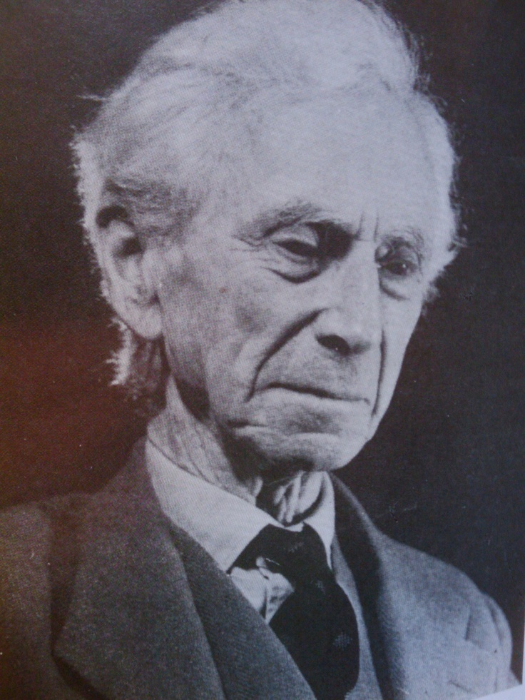Bertrand russell portraits from memory and other essays