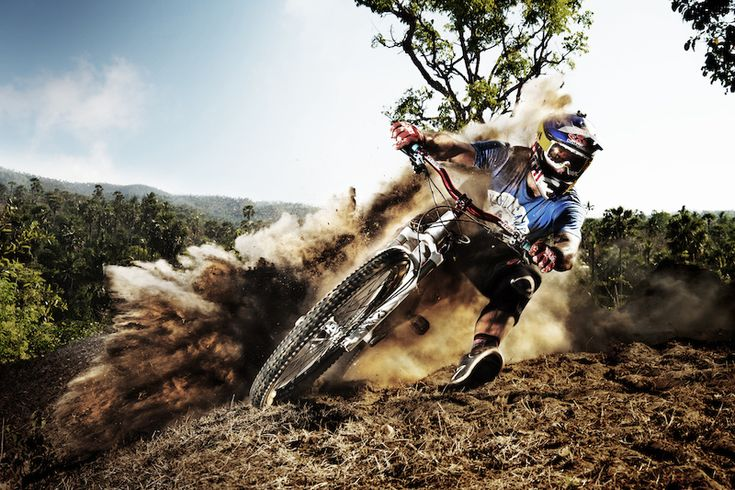 This picture was taken during filming of new MTB movie called SIGNATURES