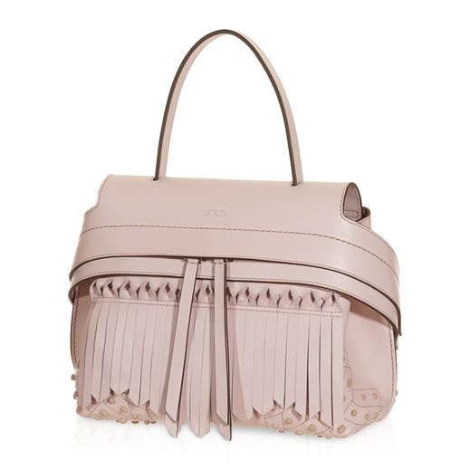 TOD'S Tod'S Mini Wave Bag. #tods #bags #shoulder bags #hand bags #leather #lining