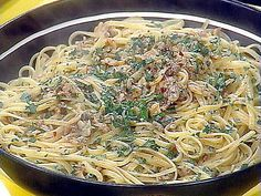 Pioneer Woman's Linguine with Clam Sauce - delicious! You could go light on the cream if you want.
