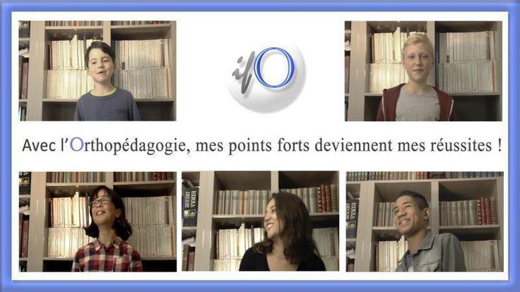 L'équipe | INSTITUT FRANÇAIS D'ORTHOPEDAGOGIE