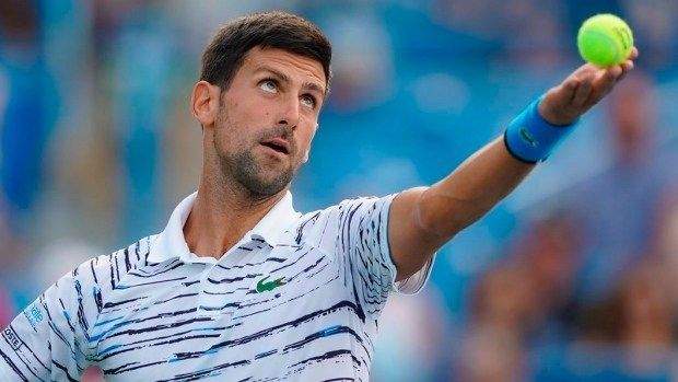 Defending Champs Naomi Osaka Novak Djokovic Are No 1 Seeds For Us Open Novak Djokovic Osaka Video Chatting