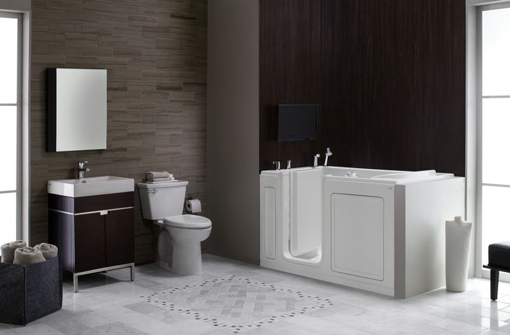 59 best in our showroom now images on pinterest showroom for Built in tub dimensions