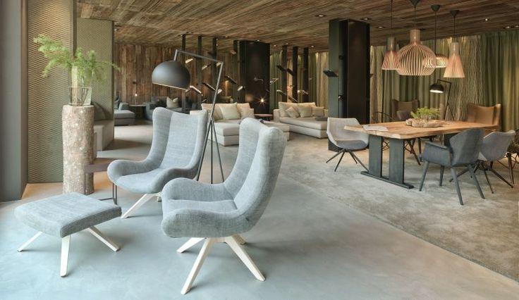 Modern design hotel & spa, Forsthofgut in Leogang Austria