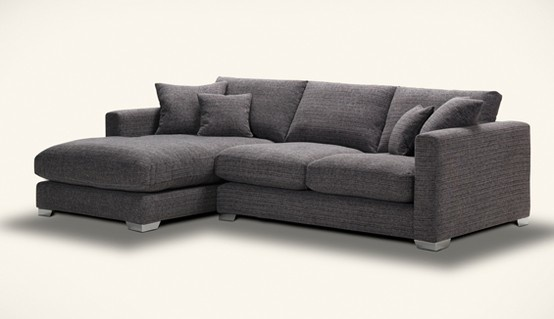 Dillon corner sofa from Sofa Workshop  (I wish the photographic styling was more inspiring)