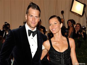 Big salary difference between Brady and Gisele. She out earns him... by a lot.