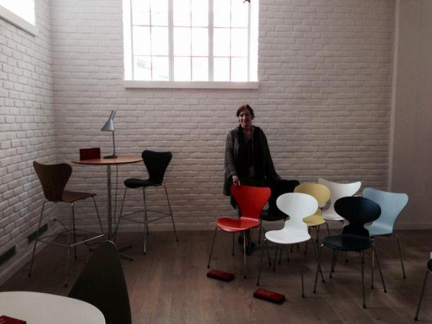 Pavla Rossini: Design je v Dánsku součástí každodenního života.