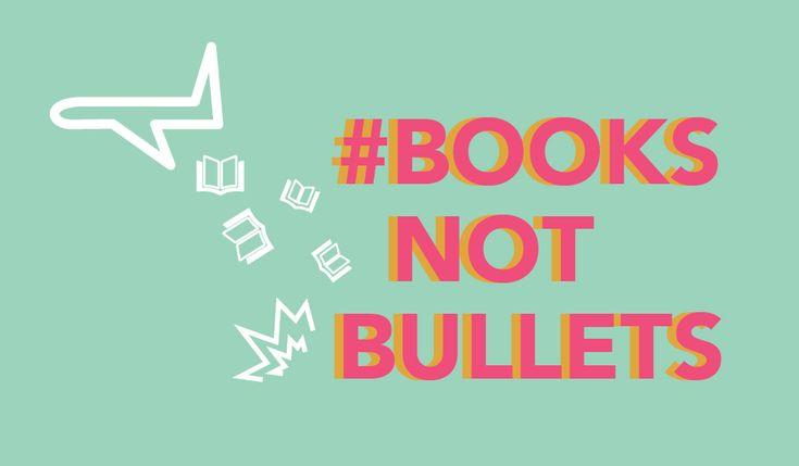 #booksnotbullets, la sfida di Malala  http://www.vivicreativo.com/booksnotbullets-la-sfida-di-malala/