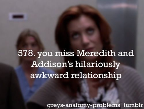 Observation 2: Cognitive Meredith is a fluid intelligence thinker.  She is able to deal with new situations (thankfully since she is a doctor) and reason abstractly with what her patients are going through. Another humorous side that makes Meredith a fluid intelligence thinker is she when she had to awkwardly deal with Derek and Addison getting together and then breaking up, etc. She had to come up with ways to ignore the two of them and get past her drama to deal with her patients.