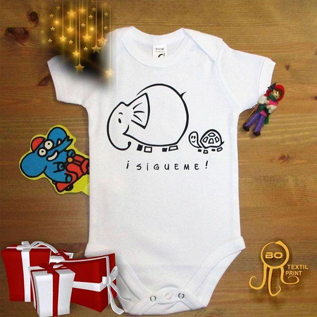 Para los más pequeños de la casa.. http://www.botextilprint.es  #botextilprint#bodybebé #reyesmagos