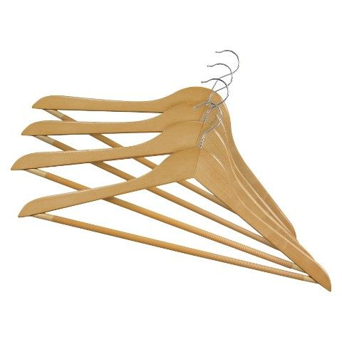 Extra set of hangers - get at Home Goods