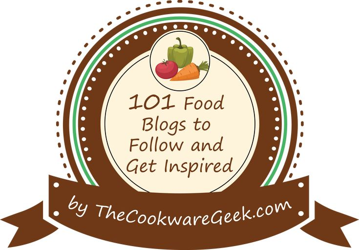 Discover the 101 Best food blogs that will improve your abilities in the kitchen. Welcome to the world of infinite and delicious recipes!