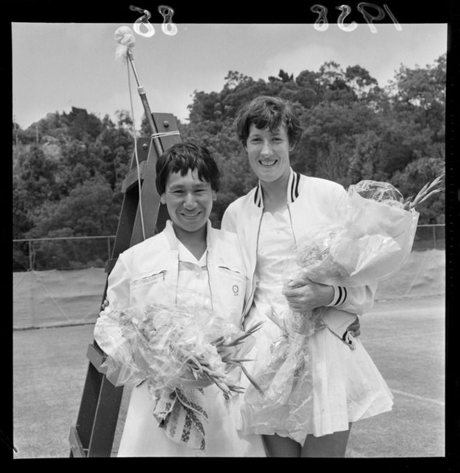 In 1957, at the age of just 21, a young woman from Te Koutu surprised the world when she made it to the quarter finals of the Wimbledon Open, making history in the process as the first Maori woman to compete.