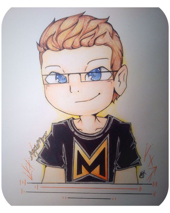 YouTubers: Mini Ladd by appleminer.deviantart.com on @DeviantArt