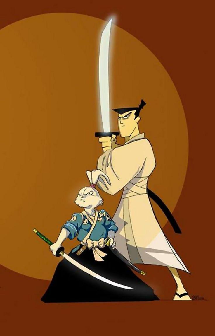 """""""SAVY LIM COLOR art 2samurai jack Usagi Yojimbo0517"""" by Savy Lim"""