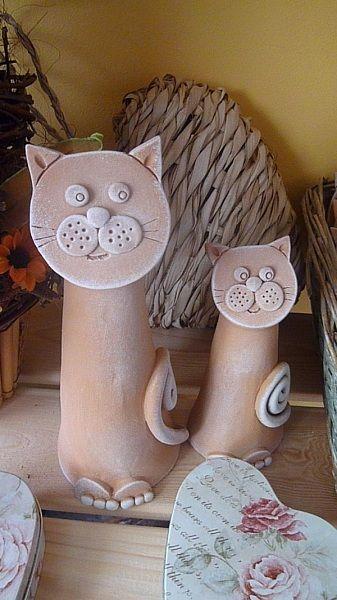 keramicka mačka # ceramic cat