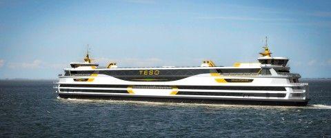 Nuevo contrato de La Naval para la construcción de un ferry para la compañía holandesa TESO | Cadena de Suministro