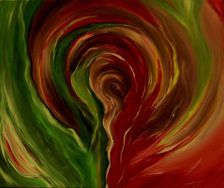 """Flame of Inspiration"" P.P.Becker"