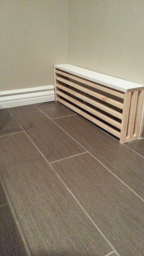 351 Best DIY Radiator Cover Images On Pinterest Radiant Heaters