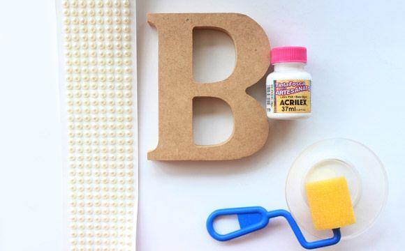 <p>Decore a casa com palavras divertidas em passo a passo simples e barato</p>
