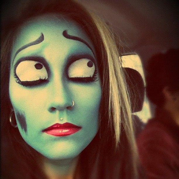 by chloerainwater. #Sephora #Sephoraween #Halloween
