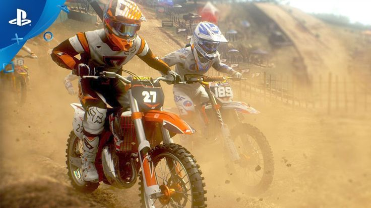[Video] MXGP 3: The Official Motocross Video Game - Customization Trailer | PS4 #Playstation4 #PS4 #Sony #videogames #playstation #gamer #games #gaming